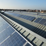 Commercial Solar Sanels